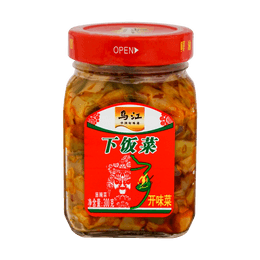 Bottle Preserved Vegetable Sweet & Sour 300g