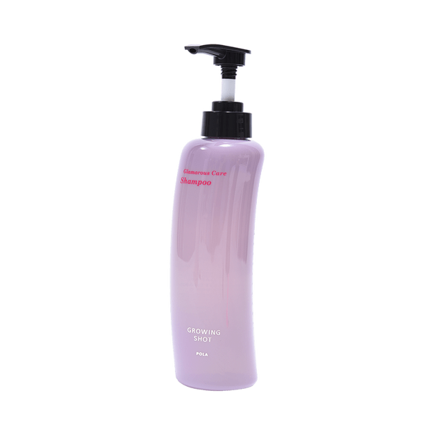 Product Detail - POLA GROWING SHOT Glamourous Care Shampoo 370ml - image 0