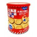 超友味 北海道风味小圆饼 牛乳味 138g