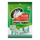 WHITE RABBIT Matcha Creamy Candy 150g