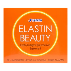 UMEKEN Elastin Beauty 60 Packs 180g