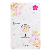 A. by Bom Super Power Baby Ultra Floral Leaf  Mask  1 sheet