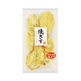 日本OKABE 烤鱼干片 20g