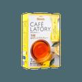 【季节限定】日本AGF BLENDY 浓郁果茶 柚子柠檬味 7条入