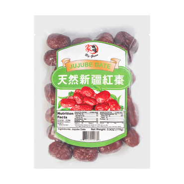 BIG GREEN Jujube Date 170g