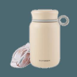 【Low Price Guarantee】Vacuum Insulated Stainless Steel Water Bottle Travel Mug, 300ml, Light Pink