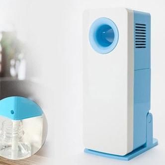 GANGNAM SHOP Skin Water Nano Facial Beauty Humidifier #blue