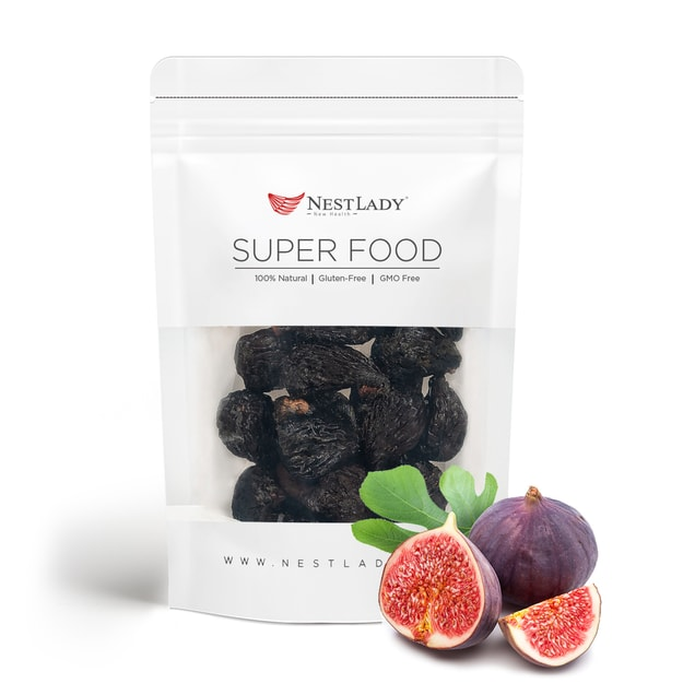 Product Detail - NESTLADY MISSION FIGS | No Added Sugar| Non GMO| Gluten Free | Kosher Certified | Vegan| Perfectly Dried 180g - image  0