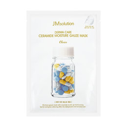 JM SOLUTION DERMA CARE Ceramide Moisture Gauze Mask 1 Sheet
