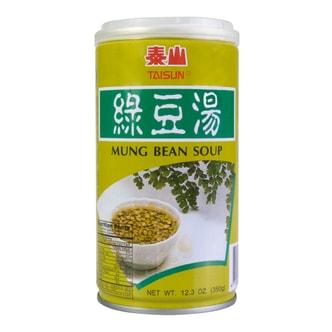 台湾泰山 绿豆汤 350g