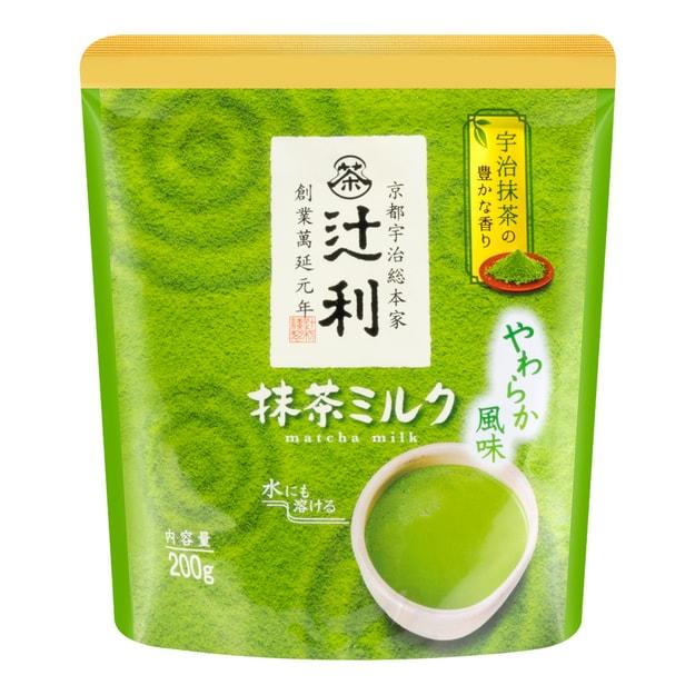 商品详情 - 日本KATAOKA 京都宇治奶茶粉 抹茶风味 200g - image  0