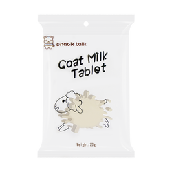 SnackTalk Goat Milk Tablet 20g