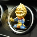 RAMBLE Car Decor Air Freshener Auto Decoration Car-styling Solid Fragrance Clip Air Vent Perfume Blue 1pc