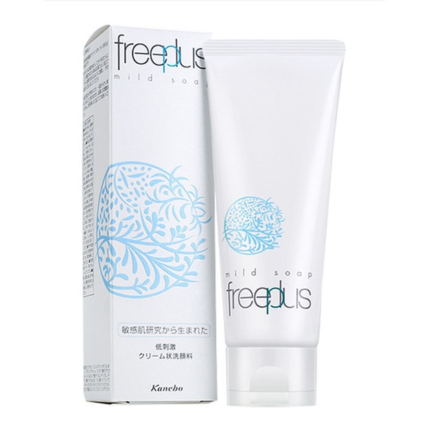Product Detail - KANEBO Free Plus Gentle Cleansing Cream 100g - image 0