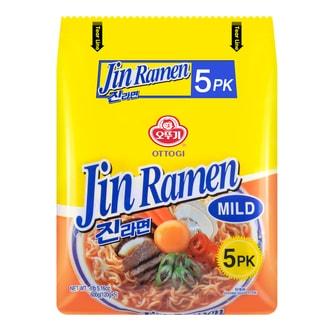 OTTOGI Jin Ramen Mild 5packs