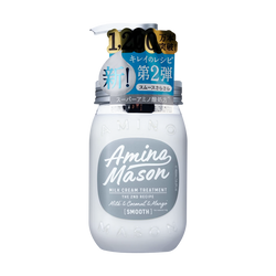 日本AMINO MASON 氨基酸植物清爽护发素 升级版 450ml