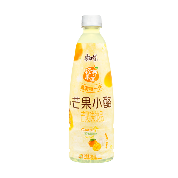 Product Detail - Mango Flavor Drink 500ml - image  0