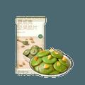 【中国直邮】片片大果仁夏威夷坚果脆片 日式抹茶 55克