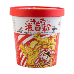 Baijia Potato Noodle 160g