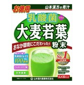 YAMAMOTO Lactic Acid Bacterium Barley Young Leaf Powder 4g*30 Bags