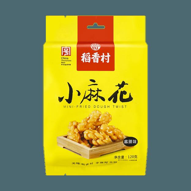 Product Detail - DAOXIANGCUN Mini Crisp Twist (Spicy &Hot Flavor) 120g - image 0