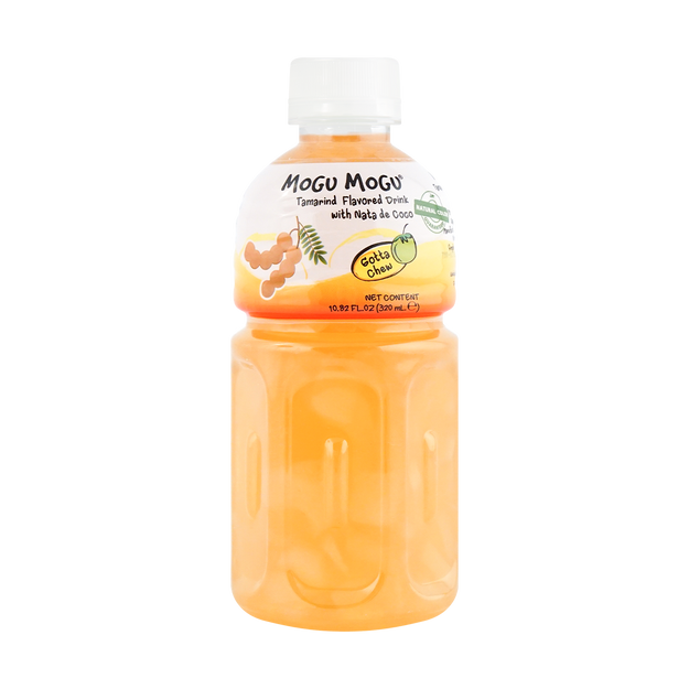Product Detail - MOGU MOGU Tamarindo Flavored Drink With Nata De CoCo 320ml - image 0