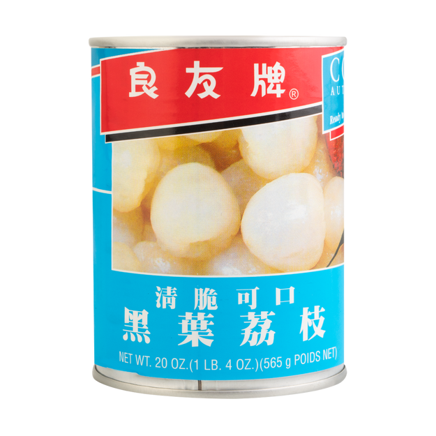 COMPANION Lychee In Syrup 565g