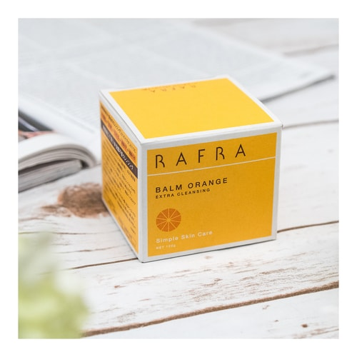 CARING JAPAN RAFRA Balm Orange Extra Cleansing 100g