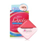 ROHTO LYCEE Eye Drops 8ml Contact Lens