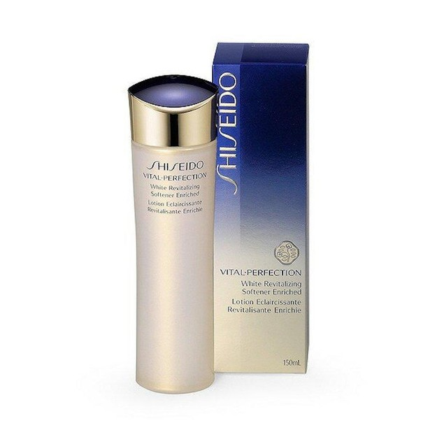 Product Detail - SHISEIDO Vital-Perfection White Revitalizing Softener Enriched Lotion 150ml - image 0