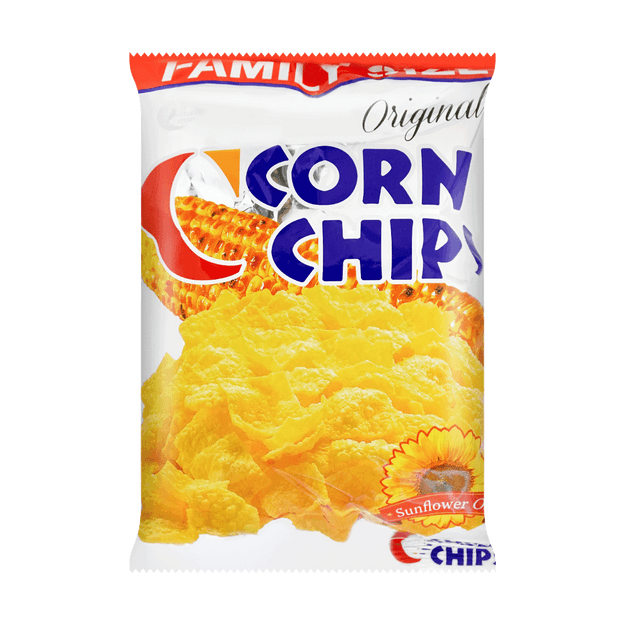 Product Detail - CROWN Corn Chip Family Pack  248g - image 0