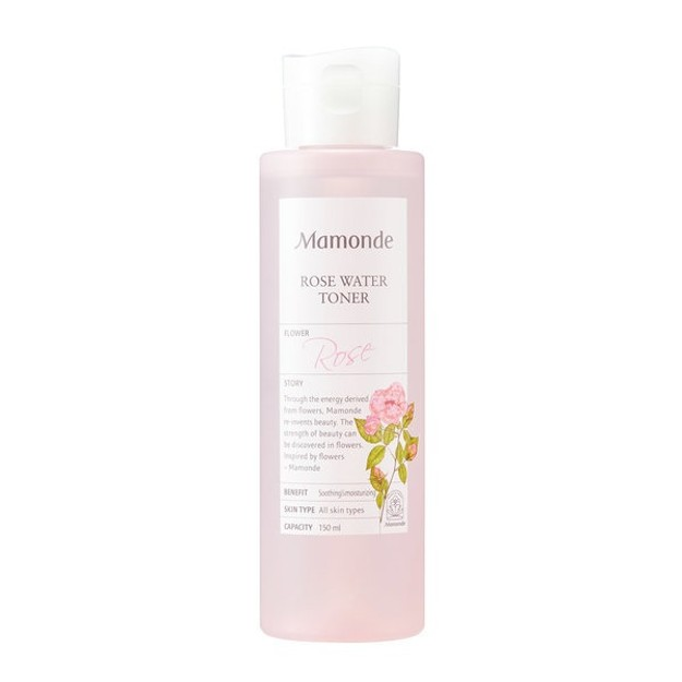 Product Detail - MAMONDE Rose Water Toner 500ml - image 0