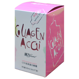 MAGIC SHOW CTP Collagen Drink Original Flavor 30 ml×7 Packs/Box