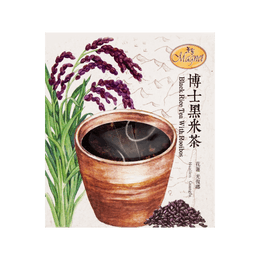 MAGNET Black Rice Tea With Rooibos 7g x 12 Tea Bags