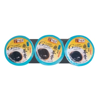 YUMMY HOUSE Longan Guiling Gao Herbal Jelly 220g*3pc
