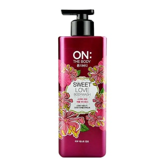 ON THE BODY Sweet Love Body Wash 500g