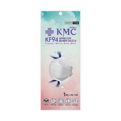 Korea KMC Clapiel KF94 Disposable Mask 1pc