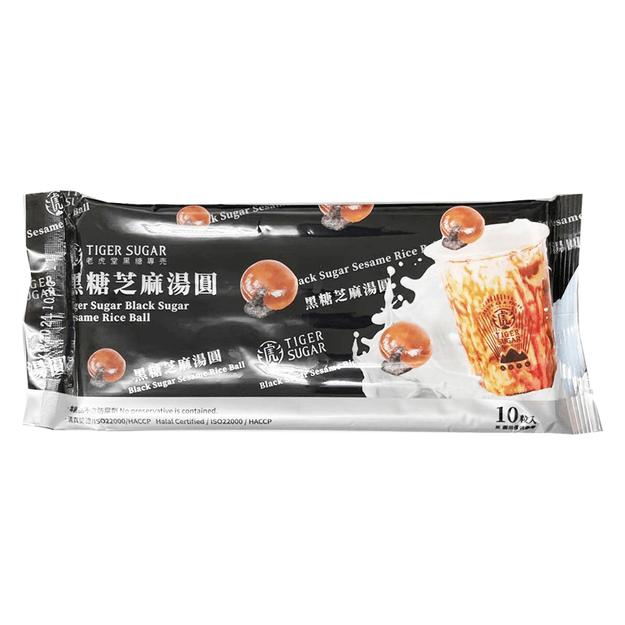 商品详情 - 老虎堂 黑糖芝麻汤圆 200g - image  0