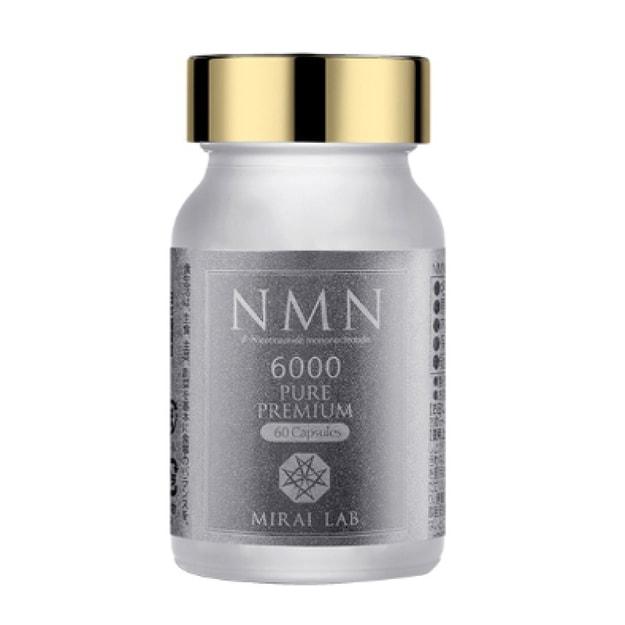 Product Detail - KOWA Mirai Lab NMN6000 High Purity Anti-aging 60tablet - image 0