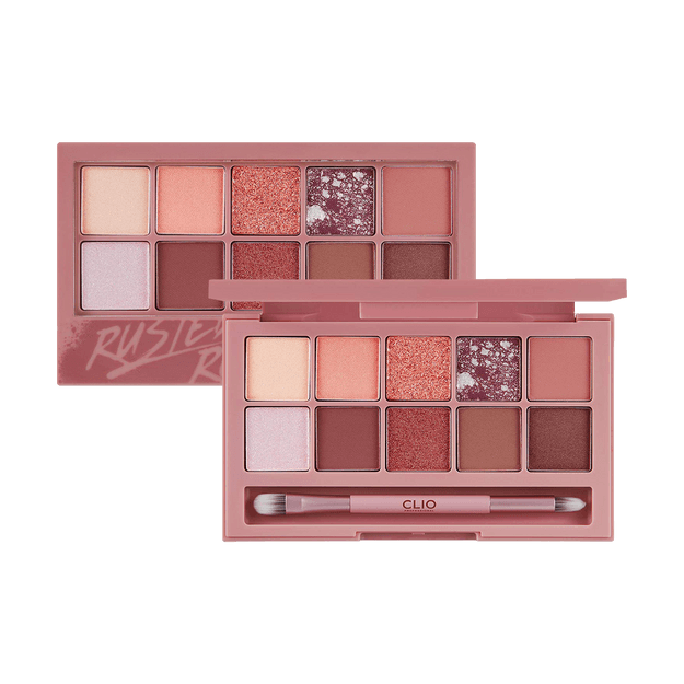 Product Detail - CLIO Pro Eye Palette #5 Rusted Rose - image 0