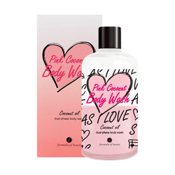 Formula of beauty PINK COCONUT BODY WASH 355ml