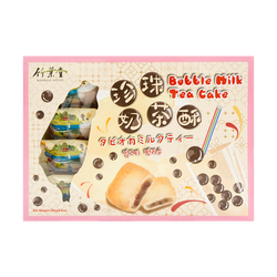 BAMBOO HOUSE Bubble Milk Tea Cake 250g