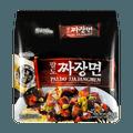 韩国PALDO八道 上品炸酱面 4包入 812g 包装随机发