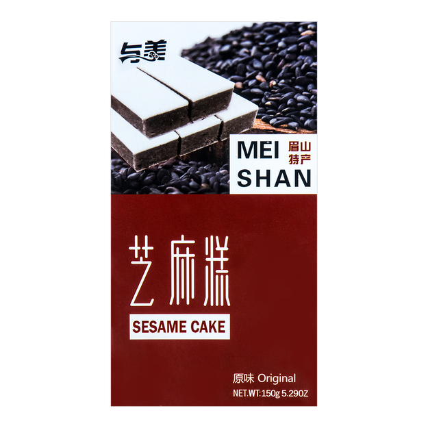 Product Detail - YUMEI Sesame Cake 150g - image 0