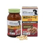 NOGUCHI MEDICAL Nattokinase 3000FU 90capsules