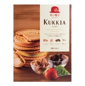 【Clearance】AKAIBOHSHI KUKKIA Whipped Chocolate Sandwiched with Cookie Gift Box 4 Flavor 20pcs