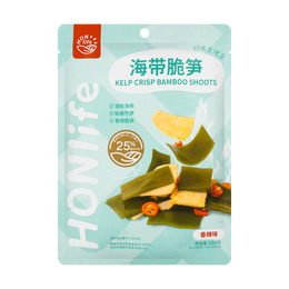 Dried Seaweed Crisp Spicy Flavor 160g