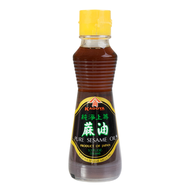 商品详情 - 日本KADOYA八角 纯净上等麻油 163ml - image  0
