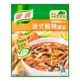 KNORR Sour and Spicy Series HongKong Sytle Sour and Spicy Soup 46.6g