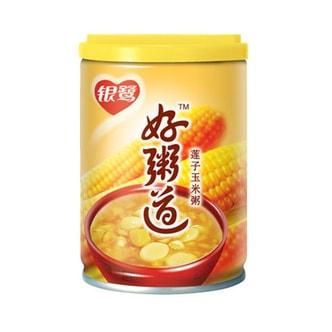 银鹭 好粥道 通润莲子玉米粥 280g